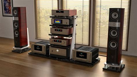 Sound Rack System by Mono And Stereo High End Audio Magazine Jtl Stb2 Audio
