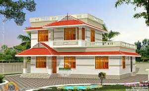 Kerala Style House Plans With Cost Kerala Style Low Cost Double Storied Home Kerala Home