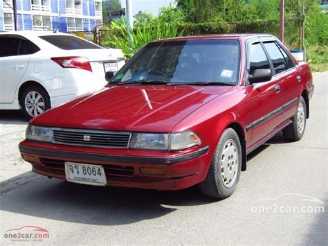 toyota thailand english toyota corona 1990 gli 2 0 in กร งเทพและปร มณฑล automatic
