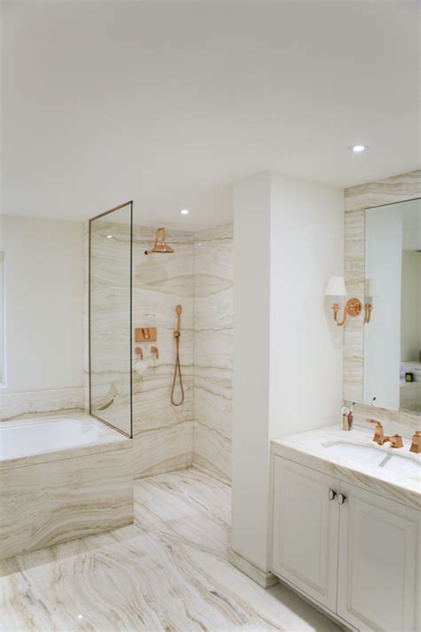 copper bathroom tiles copper home london residence by katharine pooley alto