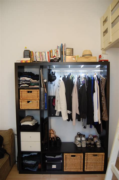 Small Shelving Units For Closets Expedition Small Room Closet Ikea Hackers Ikea Hackers