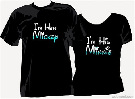 T Shirt Couples Designs 25 Best Valentines Day Gifts Ideas For Your Inspiration
