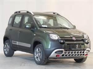 Fiat Panda Cross 4x4 For Sale Fiat Panda 4x4 Cross Colori Disponibili