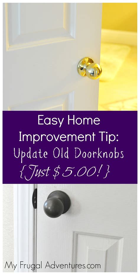 cheap easy home improvement tip custom painted