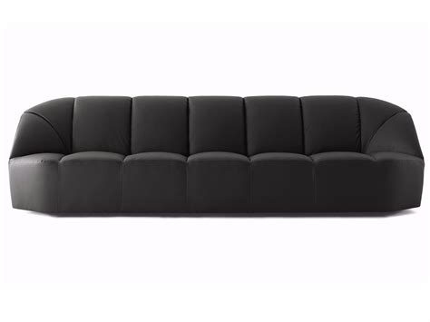 cloud leather sectional cloud by gallotti radice design massimo castagna