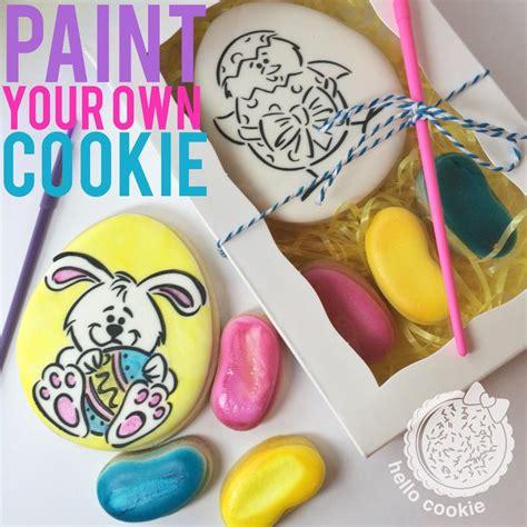 Paint Your paint your own cookie cookie connection
