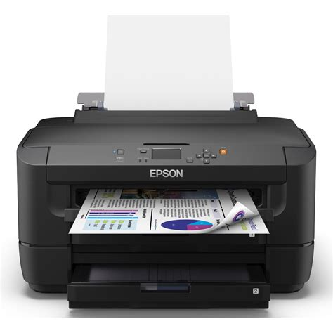 Printer Epson A3 Paper epson workforce wf 7110dtw a3 colour inkjet printer ebay