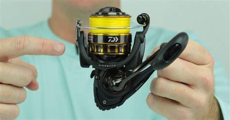 Reel Daiwa Bg 2500 daiwa bg 2500 spinning reel review on the water performance