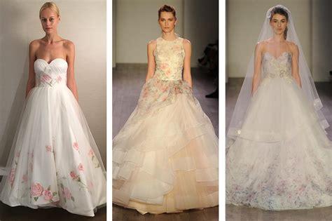 Wedding Dresses Ny by Top Wedding Dress Trends At New York Bridal Fashion Week