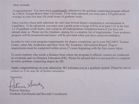 My Acceptance Letter At Tut Sle Of Contract Acceptance Letter Professional Resumes Termination Format 10 Acceptance