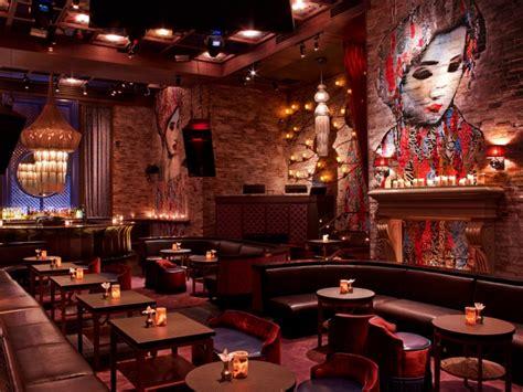 thai style restaurant lounge bar david rockwell designs tao downtown restaurant bar and