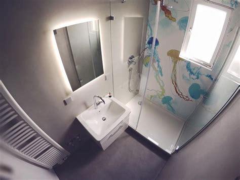 Badezimmer Fliesen Fugenlos by Wohnideen Wandgestaltung Maler Fugenlos Im Badezimmer