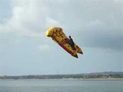 flying boat tube video flying inflatable water sled youtube