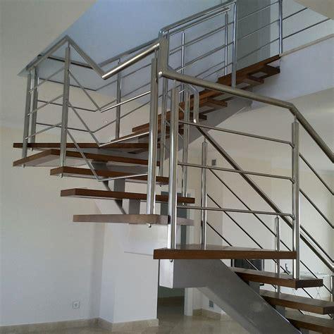 escaleras y barandillas acero inoxidable en huelva islamar carpinteria aceroinox