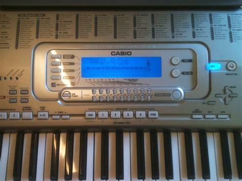 Keyboard Casio Wk 3800 casio wk 3800 image 421622 audiofanzine