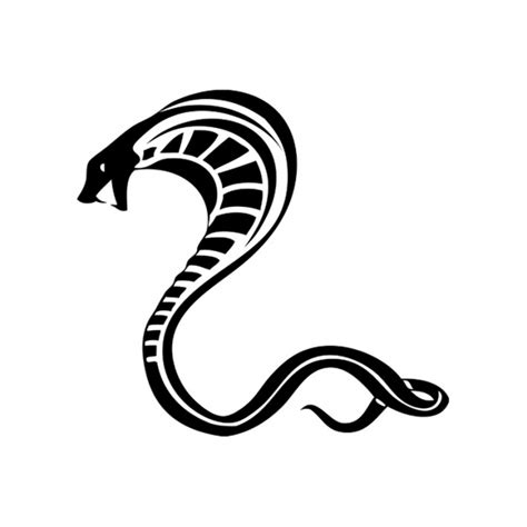 cobra snake tattoo designs 36 tribal snake designs and ideas