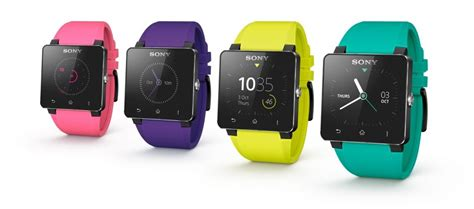 Sony Android Smartwatch 2 smartwatch 2 sw2 phone remote sony mobile global uk