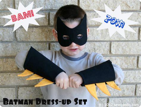 Handmade Batman Costume - diy batman costume tutorial andrea s notebook
