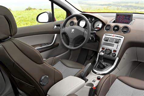 peugeot 308 gti interior peugeot 308 sw interior image 279