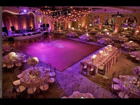 Romantic Wedding Decorations Ideas   YouTube