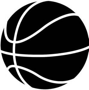 Basketball Silhouette Clipart basketball silhouette free vector silhouettes