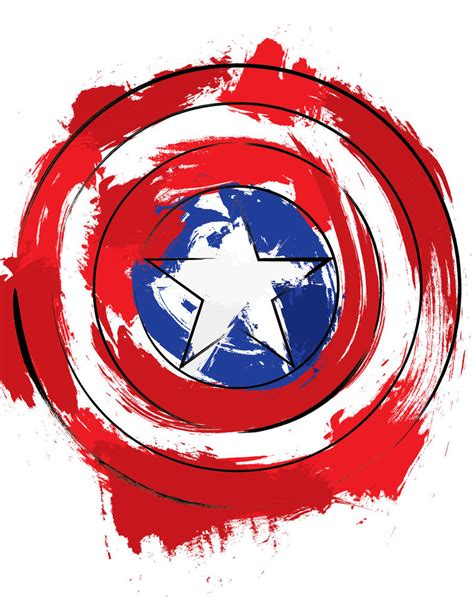 captain america vector wallpaper captain america shield splatter by edwardkillum on deviantart