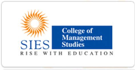Sies Mba Admission Process sies college of management studies