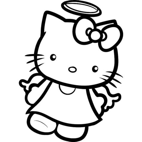 easy angel coloring pages how to draw easy angels for kids clipart best