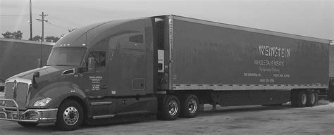 refrigerated trucking ltl freight logitics provider