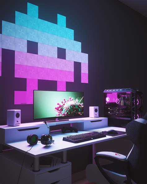nanoleaf shines  ces debuting innovative nanoleaf canvas