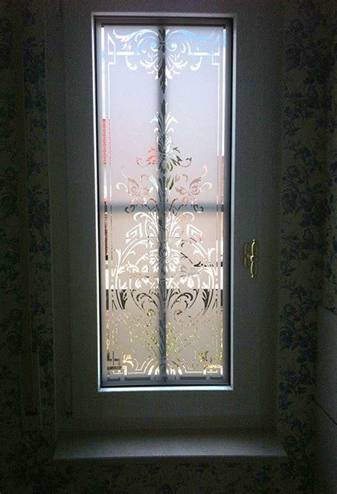 sichtschutzfolie fenster jugendstil glasdekor barock sichtschutz 196 tzglas musselinglas effekt