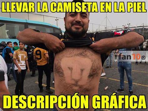 Memes Pumas Vs America - memes america vs pumas 2 futbol total