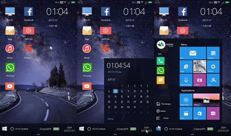 cool themes for windows 10 windows 10 theme claimed for emui 5 emui themes