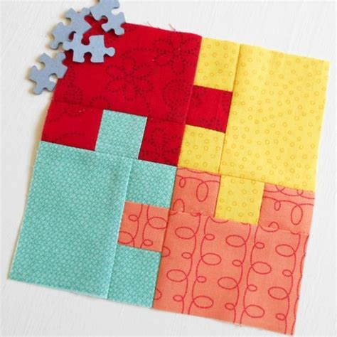 quilt pattern jigsaw puzzle free quilt pattern jigsaw patch block quilt blocks