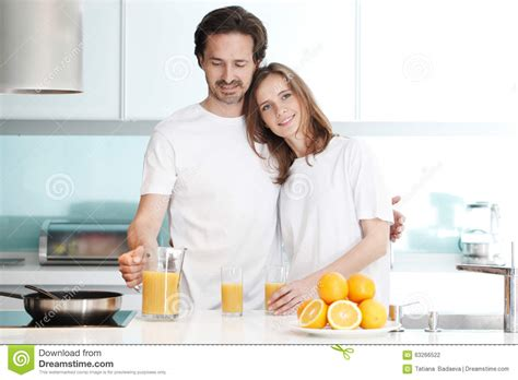 The Juice Kitchen by With Juice In The Kitchen Stock Photography