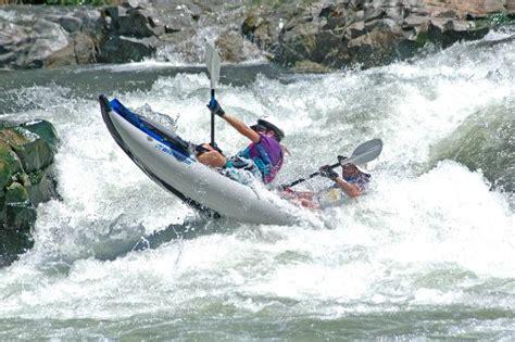Rapid Detox Alberta by Kayak Whitewater