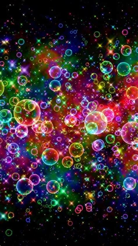 glitter wallpaper south africa glitter sparkle glow bubbles iphone wallpaper color