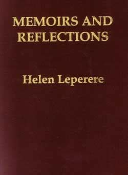 leperere helen memoirs and reflections lamm