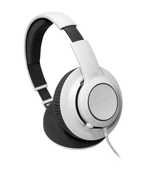 Headset Steelseries Siberia V2 White buy steelseries siberia gaming headset white