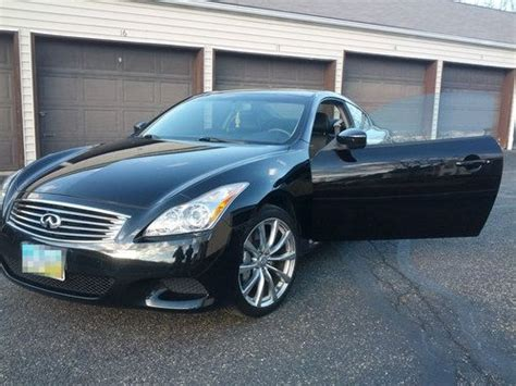 car owners manuals for sale 2009 infiniti g on board diagnostic system buy used 2009 infiniti g37s black 6sp manual in akron ohio united states for us 27 999 00