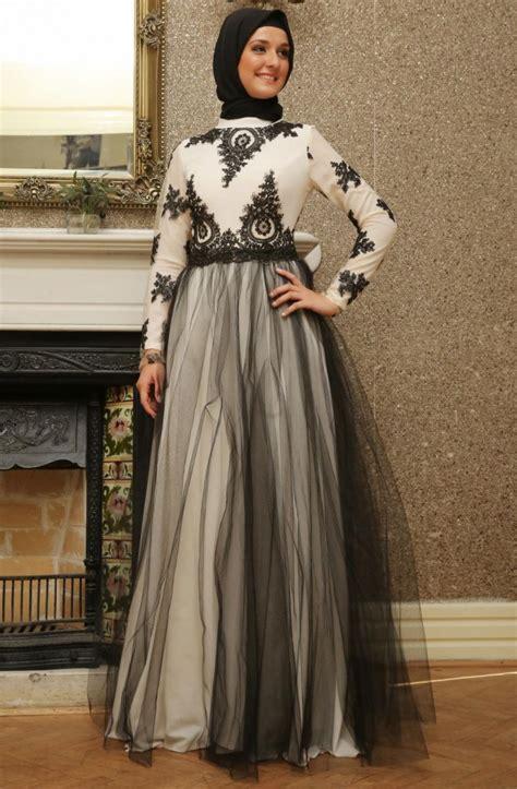 Dantelli Abiye Elbise Modelleri | mislinas dantelli t 252 ll 252 prenses abiye elbise 15y3411 siyah