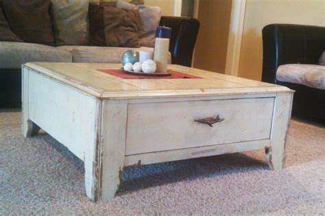Distressed Coffee Table Set Endearing Distressed Coffee Table Set With Home Decoration Ideas With Distressed Coffee Table
