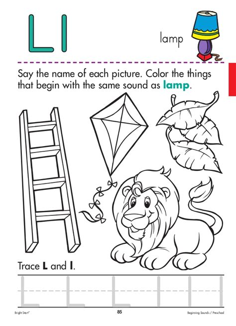 color that starts with l bright start mypreschool learning
