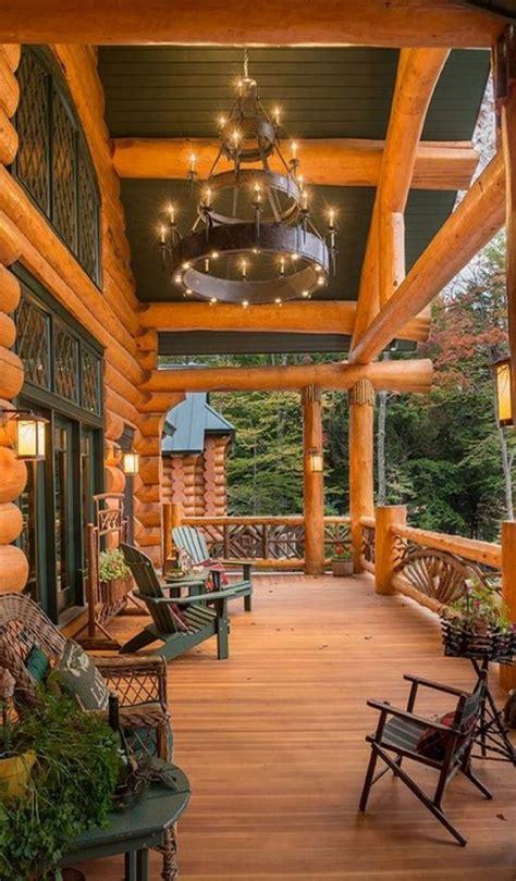 cozy rustic porch decor ideas