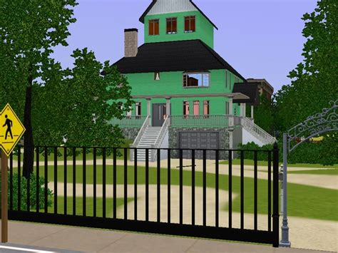 regular house jackps98 s regular show park house