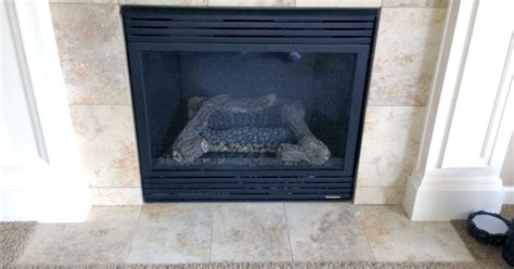 Replacing A Gas Fireplace by Replacing A Gas Fireplace With A Real Wood Buringing One