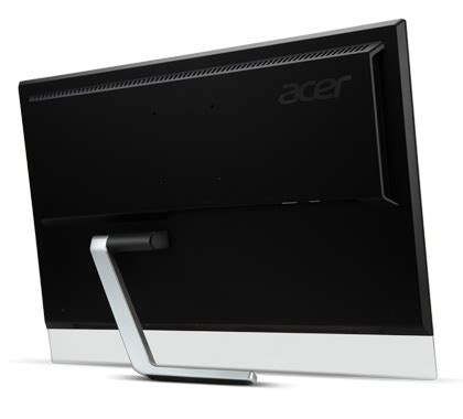 Monitor Lcd Acer T232hl acer t232hl 23 inch 1920 x 1080 5ms monitor speakers buy in nz