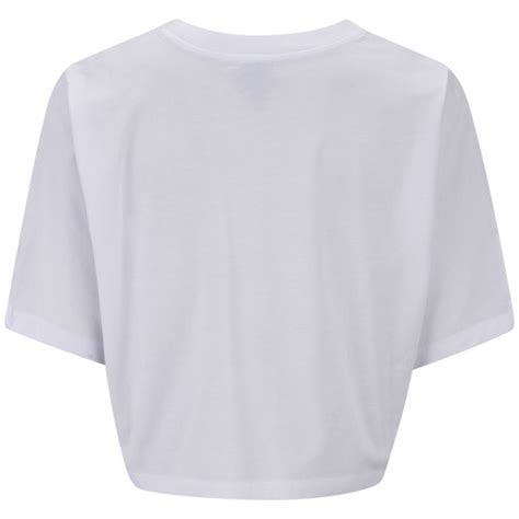 Awc Korea 1 Tshirt mcq mcqueen s logo print cropped t shirt