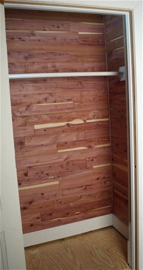 Cedar Planking For Closets by 25 Best Ideas About Cedar Closet On