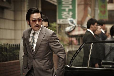film gangster korea added new stills and music video for the upcoming korean